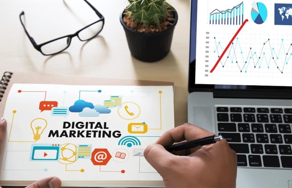 Top 5 khóa học Digital Marketing Online miễn phí 1