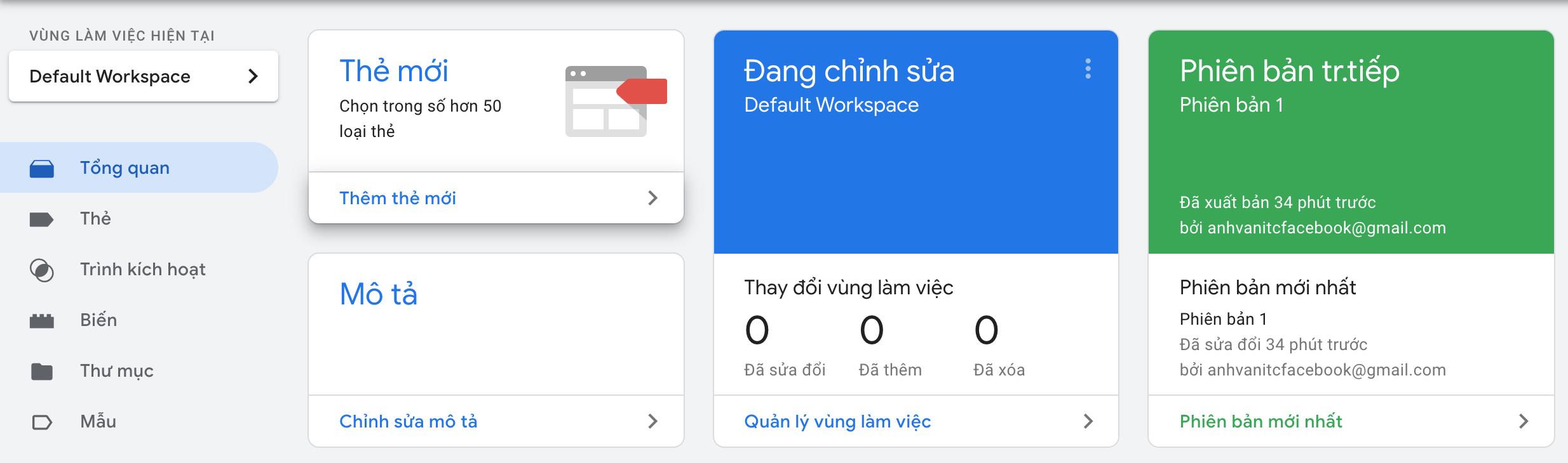 Hướng dẫn cài đặt Google Analytics cho website 2