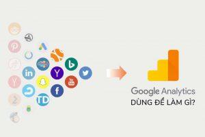 Google Analytics dùng để làm gì? 1