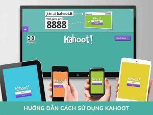 Hướng dẫn cách sử dụng Kahoot từ A đến Z 1