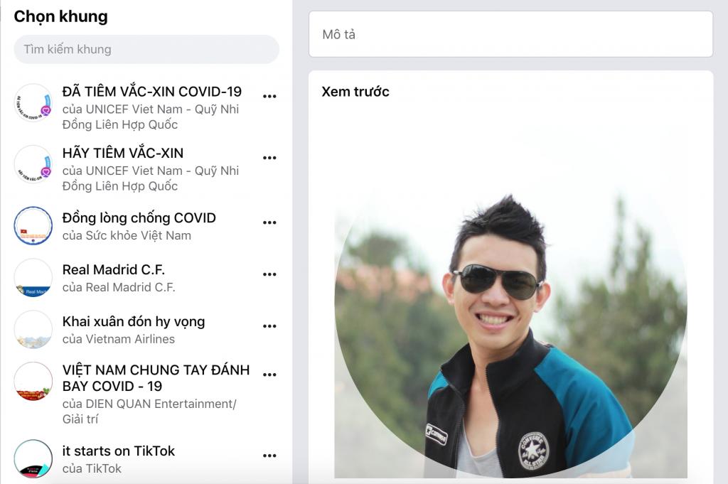 5 Bước để tạo khung Avatar Facebook 29