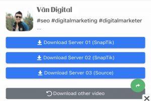 4 bước dễ dàng tải video trên Tiktok không có logo 1